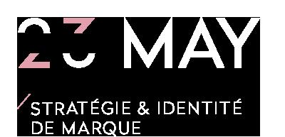 23May Stratégie & identité de marque